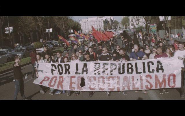 DESFILE POR LA REPÚBLICA SOCIALISTA ABRIL 2017
