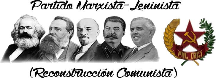 Partido Marxista-Leninista (Reconstrucción comunista)