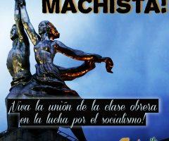 Cartel Por El Dia Contra La Violencia Machista