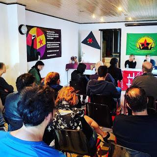 Secours Rouge En Solidaridad Con Los Internacionalistas Imputados Del PML(RC)