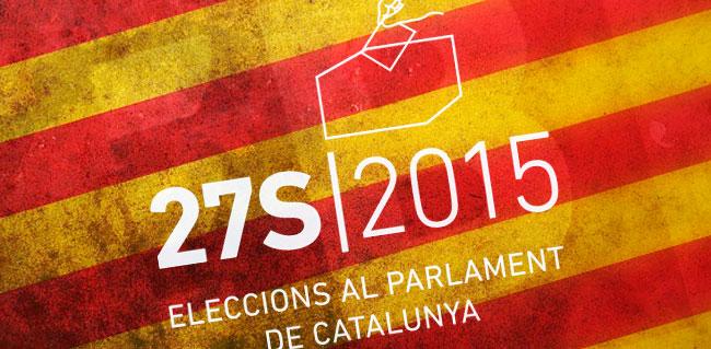 Foto De Las Elecciones Al Parlamento De Cataluña