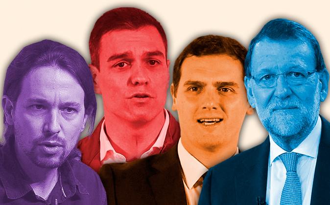 Foto candidatos elecciones