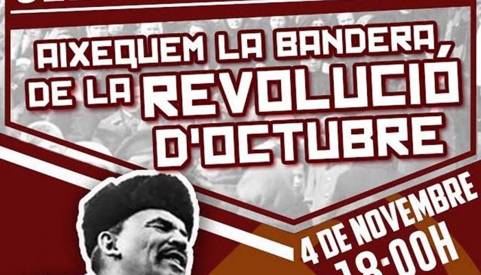 Desfile En Homenaje A La Revolución Soviética