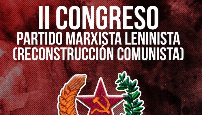 Celebrado Con éxito El II Congreso Del PML (RC) / IV Congreso De RC