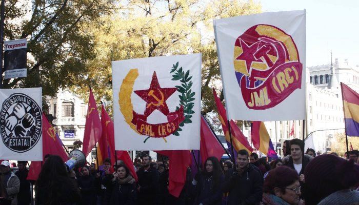 Fotos Manifestación Republicana Del 6 De Diciembre