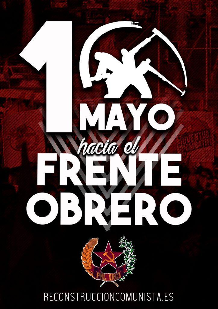 Reconstrucción Comunista 1 de Mayo