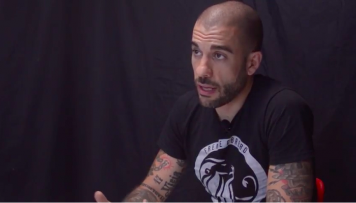 Roberto Vaquero Y Martos, Juicio A Los Comunistas Contra El Daesh.