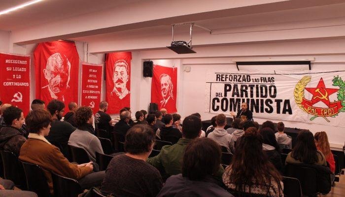 ¡Reforzad Las Filas Del Partido Comunista! – Éxito En El 27E.