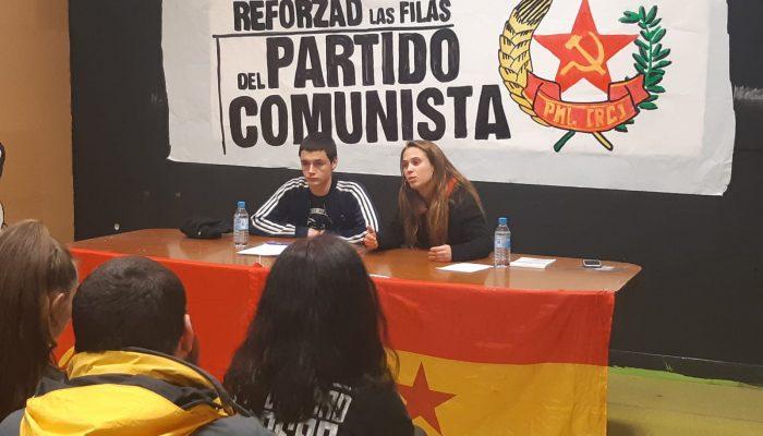 Reconstrucción Comunista En Bilbao – CRÓNICA