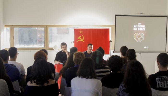 [CRÓNICA] Reconstrucción Comunista En Sevilla.