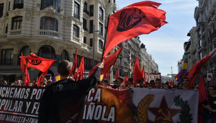Por Un 1º De Mayo Revolucionario – PML(RC)