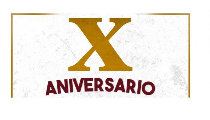 X Aniversario Del PML(RC)
