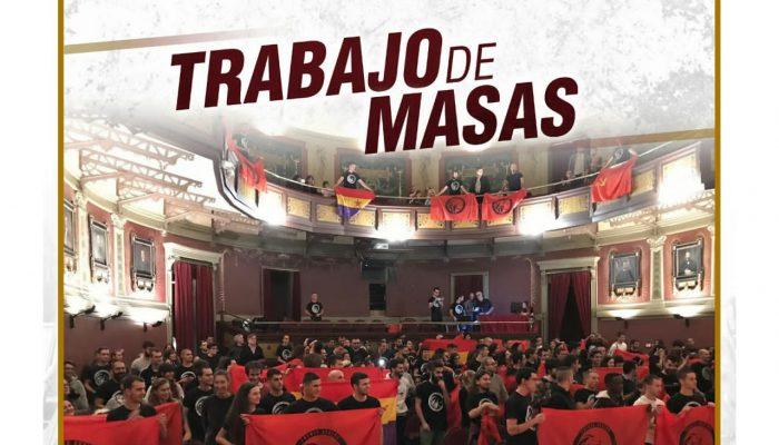 TRABAJO DE MASAS