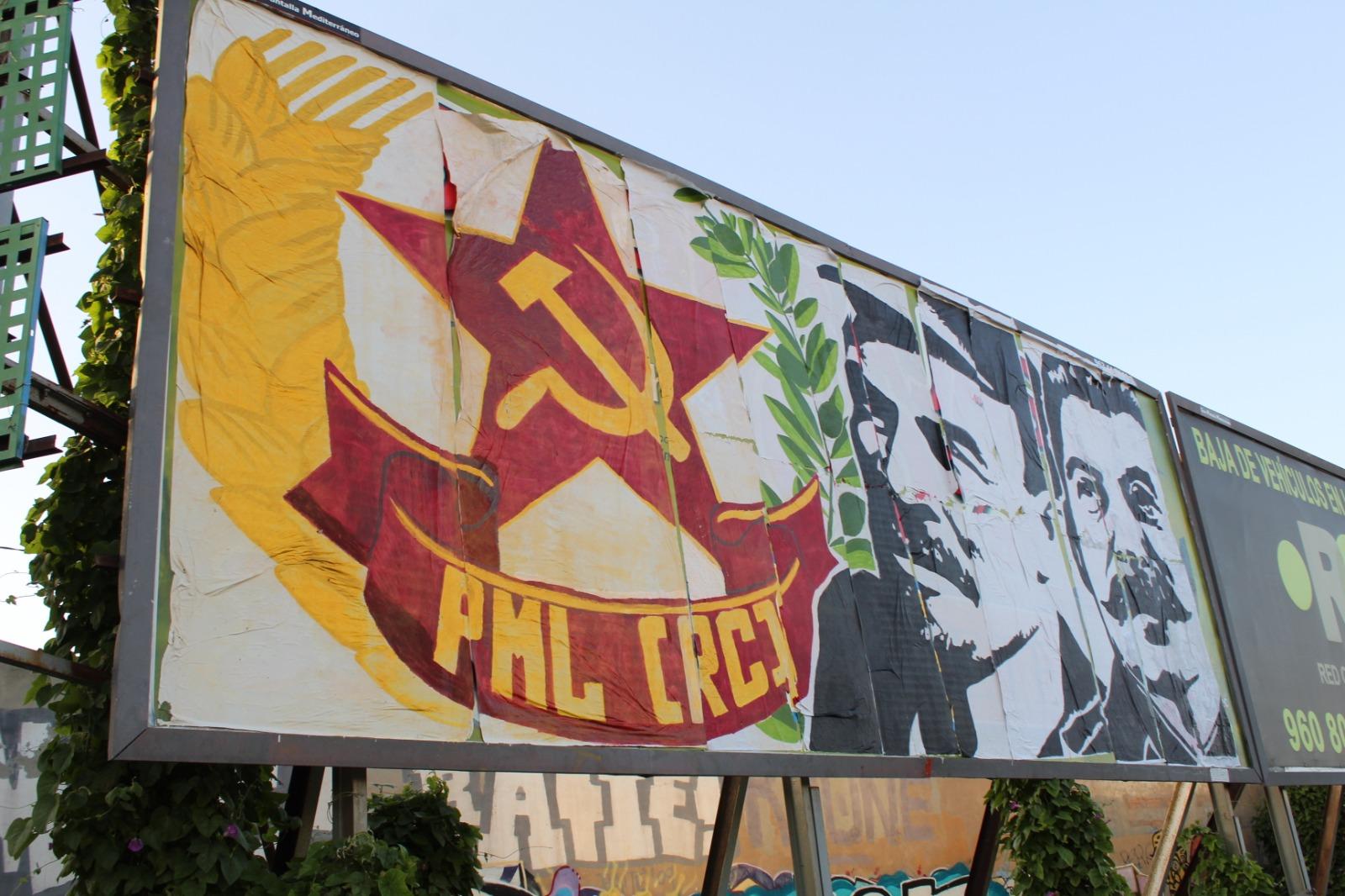 criminalización comunismo